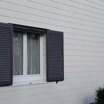 Volet coulissant alu fenêtre
