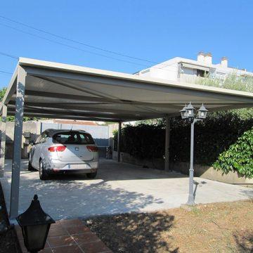Abri auvent carport pour voiture