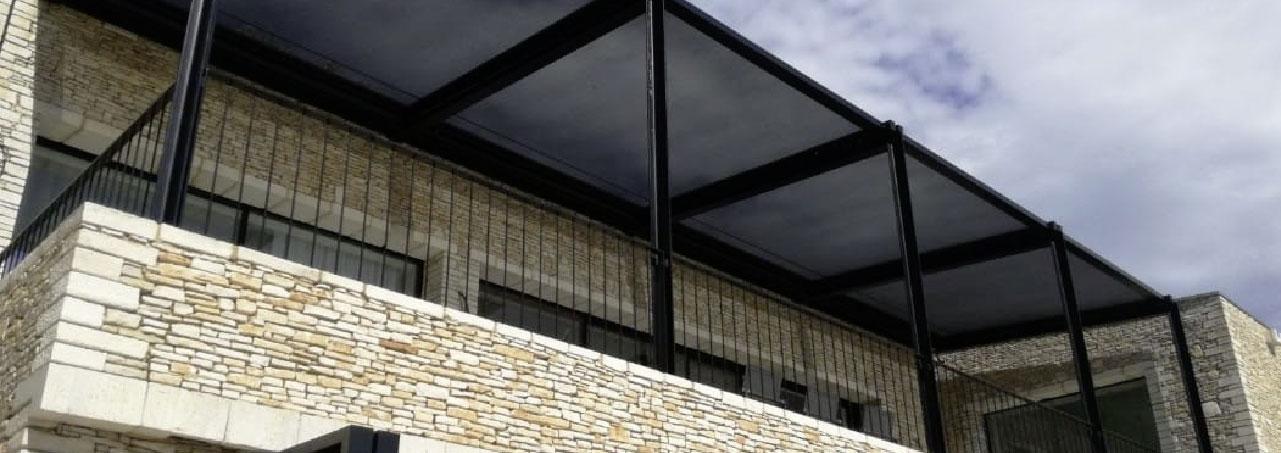 ferronnerie toiture charpente